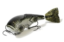 Greenbow, Rago Scissor Swim Bait, 3/4 view